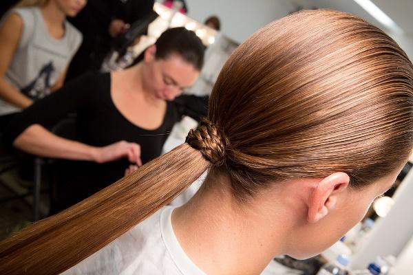 Long Strong Shiny Hair