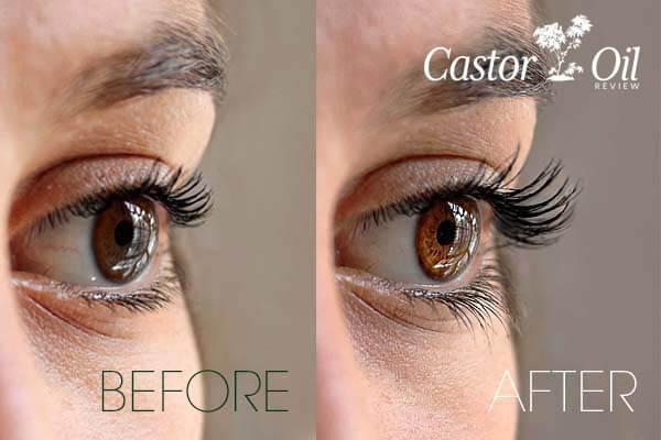 oil your good for castor eyelashes is