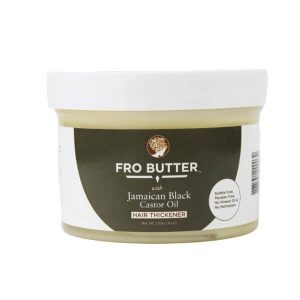 Fro Butter Jamaican Black Castor Oil Hair Thickener